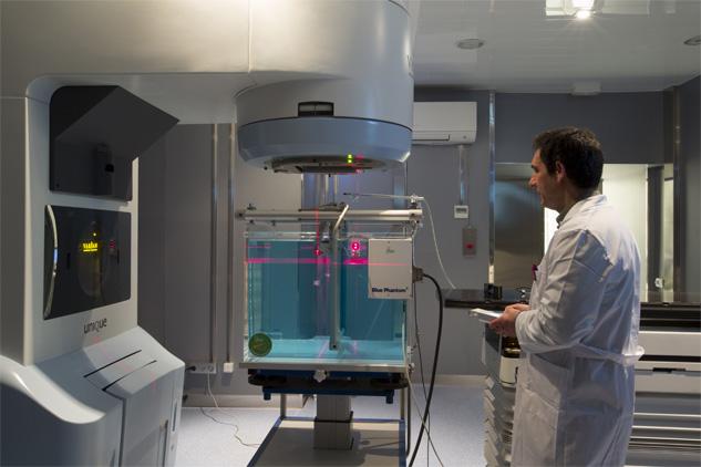 Radioterapia de intensidad modulada